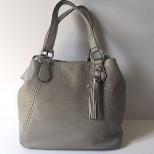 Authentic Michael kors Fulton lg grab bag